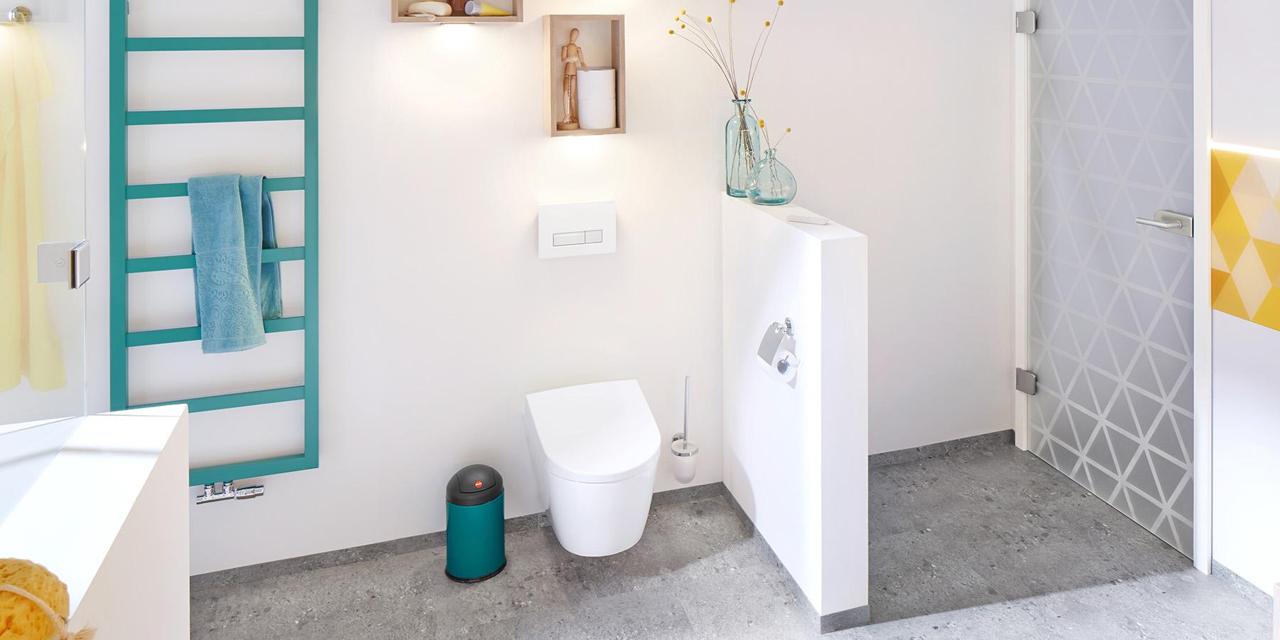 Absolut Bad Blog   Wie Sie Ihr kleines Bad größer wirken lassen   Tei