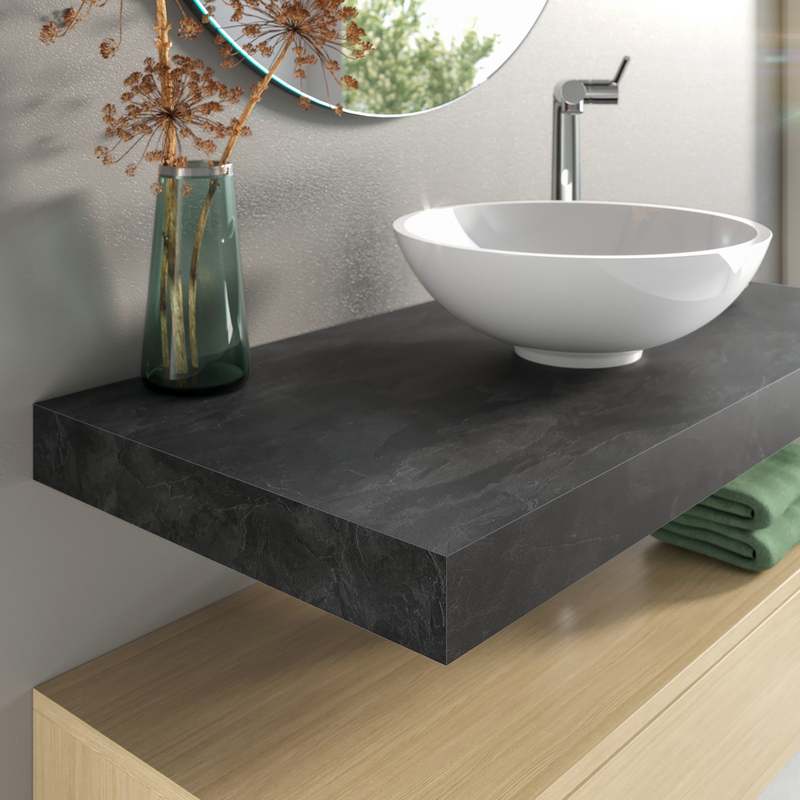 waschtischkonsole nach ma vom hersteller absolut bad. Black Bedroom Furniture Sets. Home Design Ideas