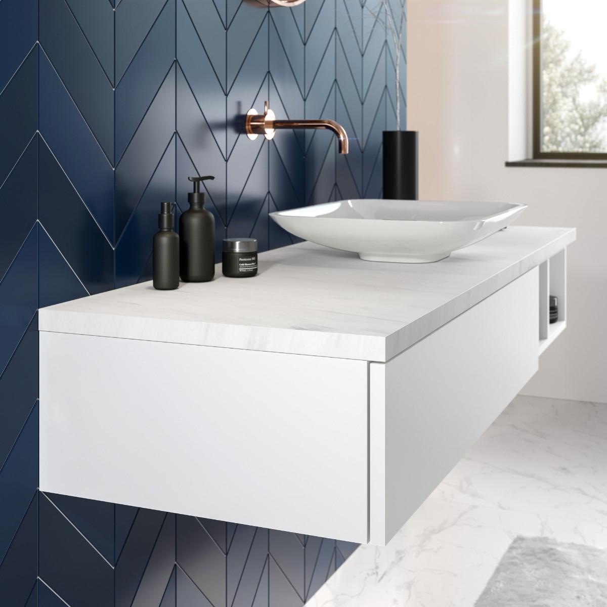 Waschtischplatte Nach Maß : waschtischplatte 2 3 4 cm in natursteindekor nach ma ~ Michelbontemps.com Haus und Dekorationen