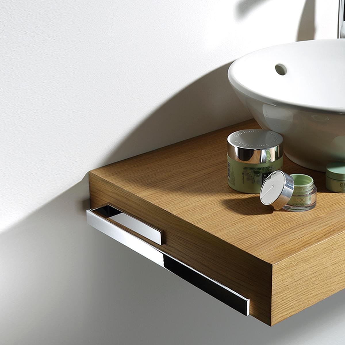 handtuchhalter f r badm bel und waschtischkonsolen. Black Bedroom Furniture Sets. Home Design Ideas