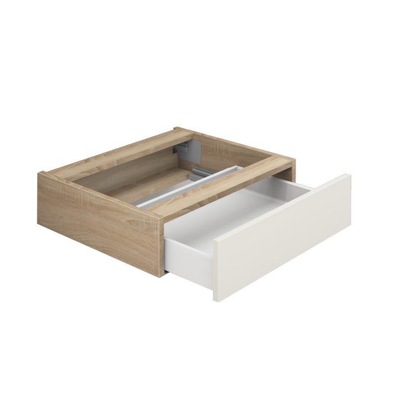 Unterschrank nach Maß mit Schublade | 16 cm Höhe