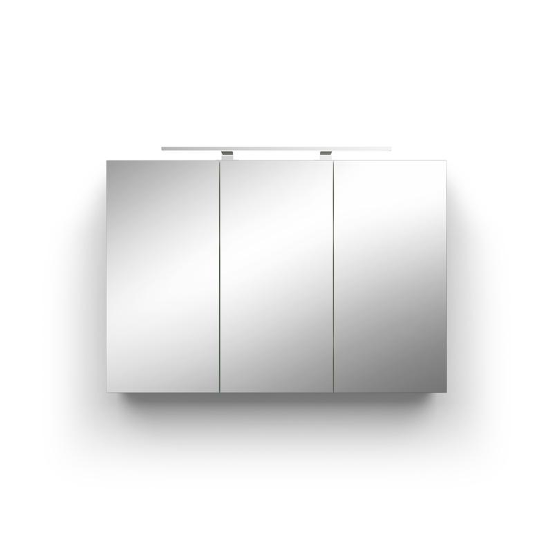 Spiegelschrank nach Maß mit 3 Türen   BALOS