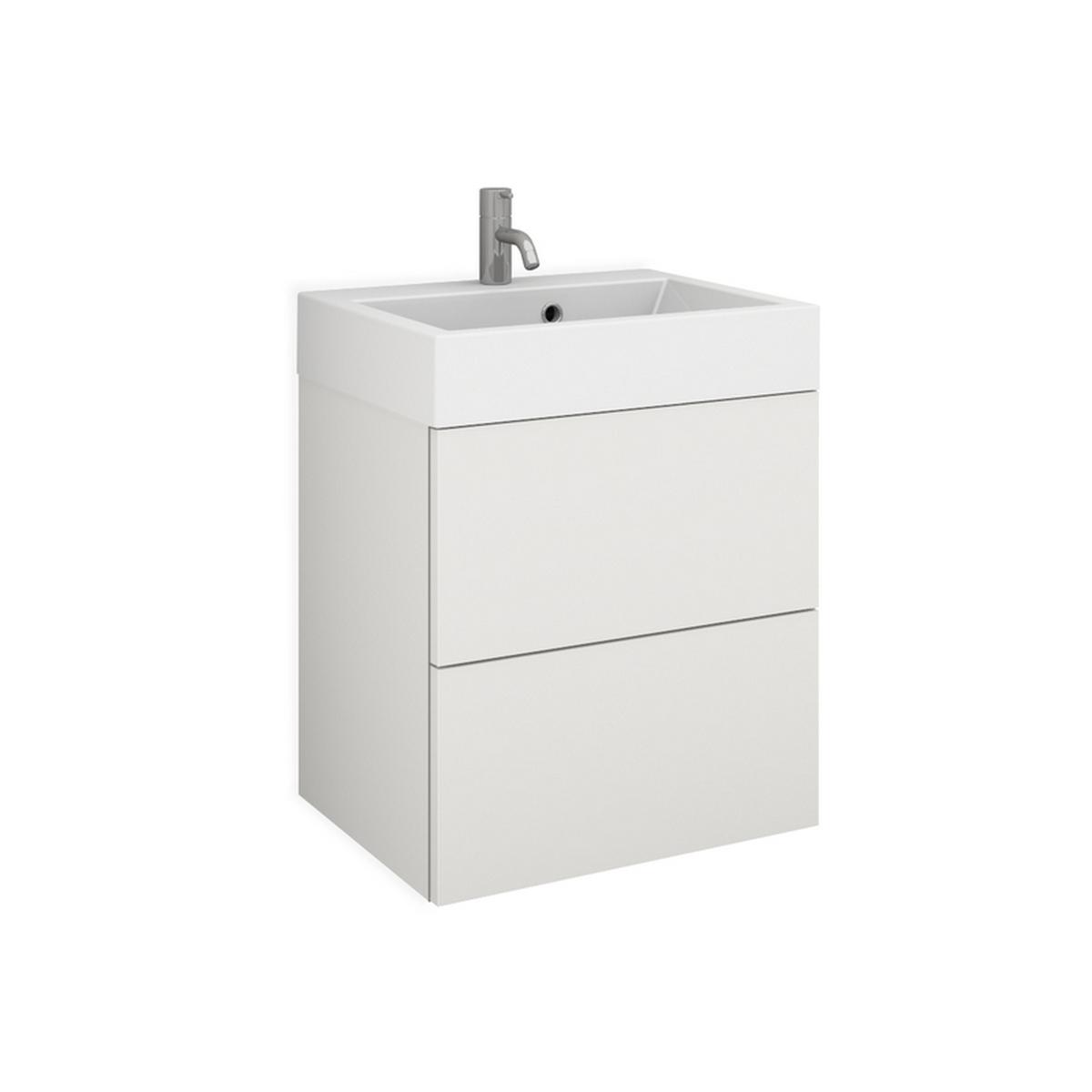 ballena 50 waschtisch set mit schublade auszug. Black Bedroom Furniture Sets. Home Design Ideas