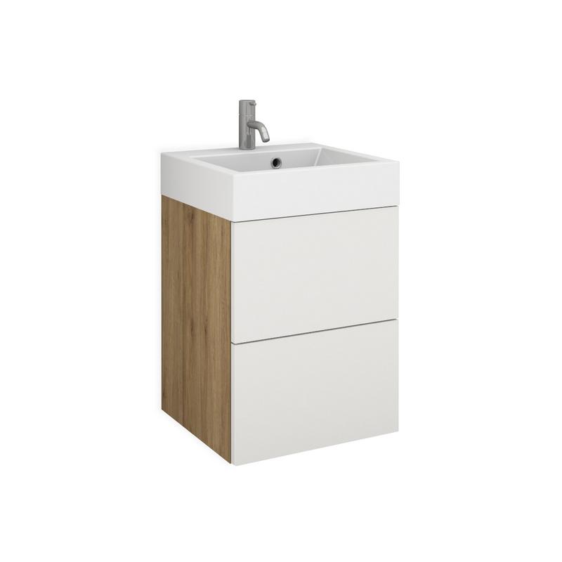 waschtisch sets g ste wc waschbecken mit unterschrank. Black Bedroom Furniture Sets. Home Design Ideas