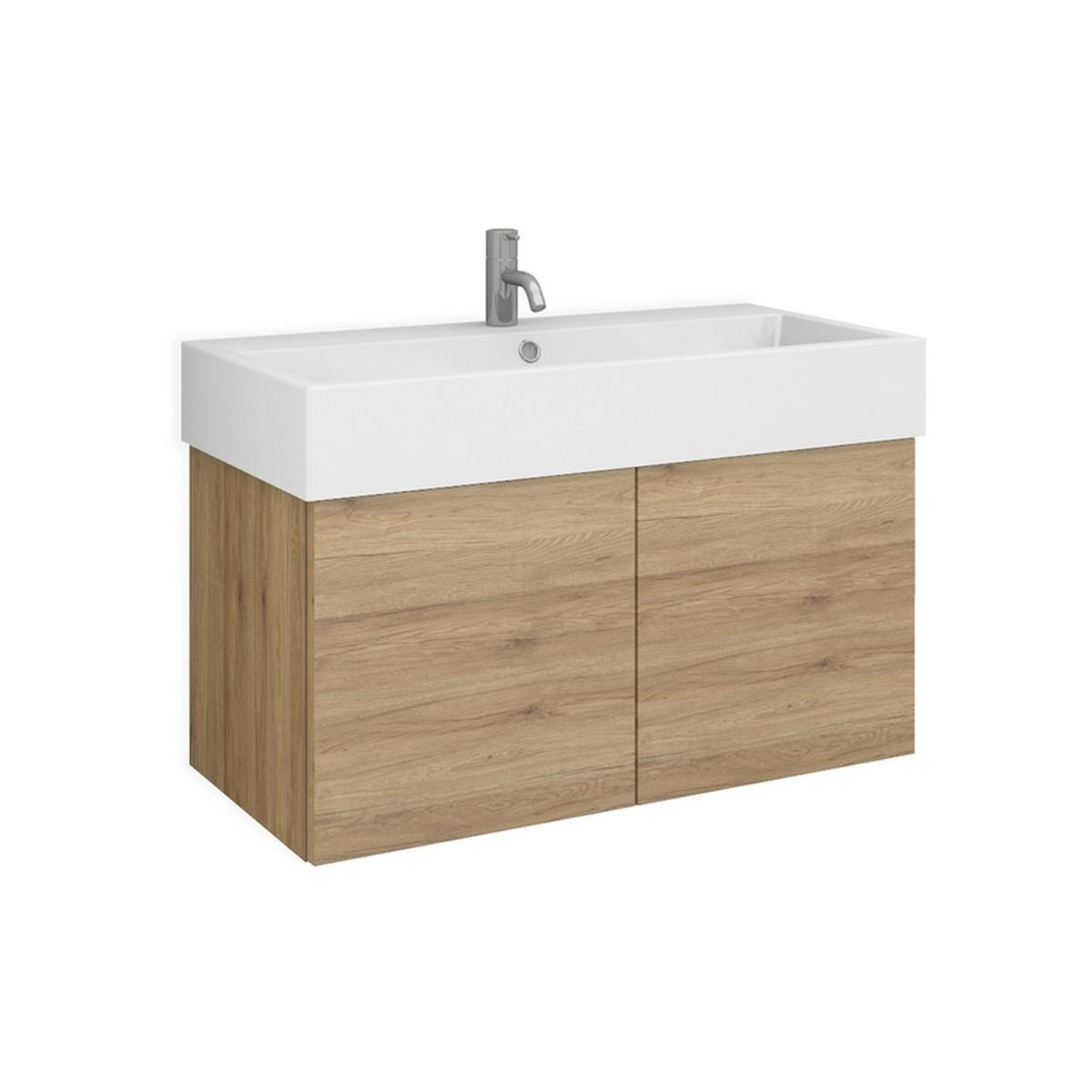 balai 80 keramik waschtisch set nach ma mit 2 t ren. Black Bedroom Furniture Sets. Home Design Ideas
