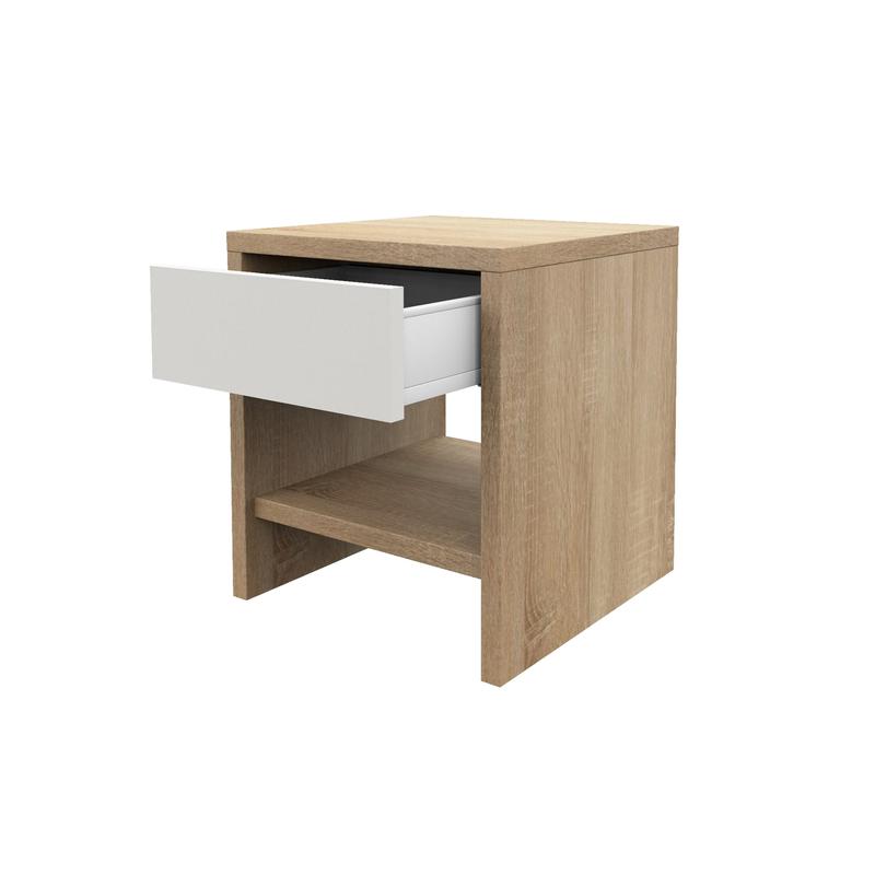 hocker mit schublade nach ma boca. Black Bedroom Furniture Sets. Home Design Ideas