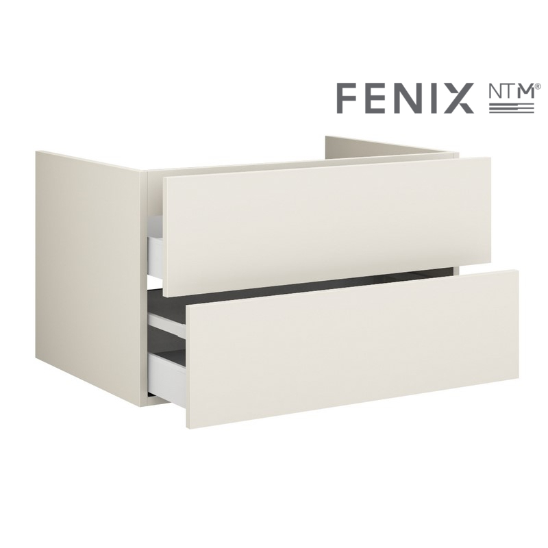 Unterschrank In Fenix Fur Catalano New Zero 100 X 50 Cm