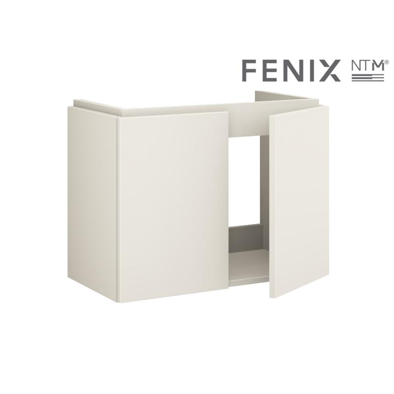 Unterschrank In Fenix Ntm Nach Maß Für Xeno 90 Cm Waschtisch